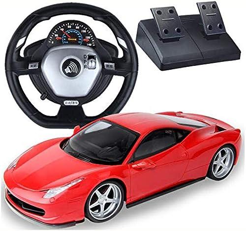 PJULNPJ Fernbedienung Auto 1 14 Kinder Gravitation Induktionsrad-Fernbedienung Spielzeug Rennwagen Modell