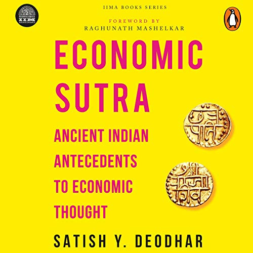 IIMA: Economic Sutra  By  cover art
