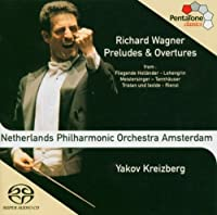 Preludes & Overtures by WAGNER (2004-12-14)