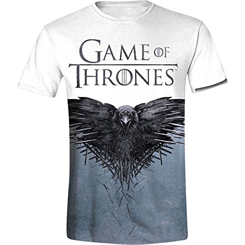 Game of Thrones Raven T-Shirt Multicolour S