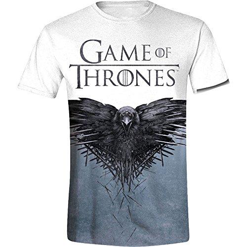 Game of Thrones Raven T-Shirt Multicolour M