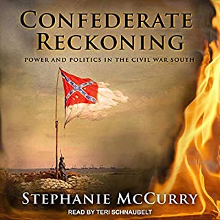 Confederate Reckoning cover art