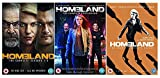Homeland Season 1-7 Complete DVD Collection + Special Features + Extras