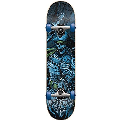 Darkstar dscofu101Skateboard completo multicolore dimensioni 7,75
