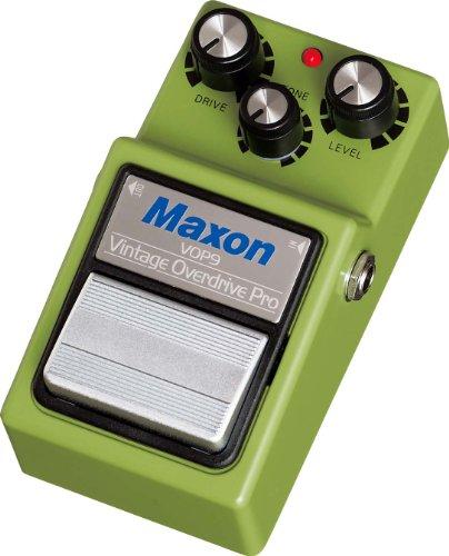 Maxon VOP-9 Vintage Overdrive Pro · Guitar Effect