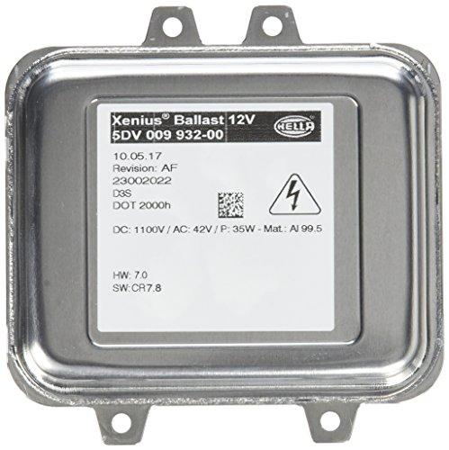 HELLA 5DV 009 932-001 Vorschaltgerät - Xenon - 12V - D3S