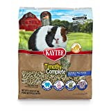 Kaytee Timothy Complete Guinea Pig Food 5 Pounds