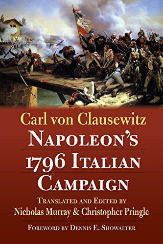 Image of Napoleon's 1796 Italian Campaign