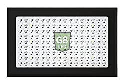 The G8 LED 450 grow light - Great for growing vegetables