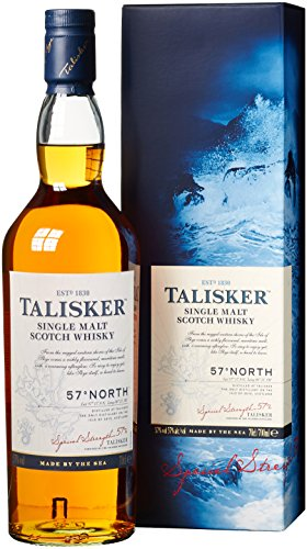 Talisker 57° North Single Malt Scotch Whisky  (1 x 0.7 l)