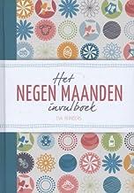 Het negen maanden invulboek (Dutch Edition)