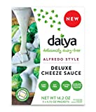 DELICIOUS NON-DAIRY ALFREDO SAUCE: Dairy-free shouldn't mean flavor-free. This creamy Daiya Alfredo Style Sauce is loaded with savory seasonings & lusciously cheesy flavor PERFECT FOR FOLKS WITH FOOD ALLERGIES: Go ahead. Indulge. This tasty alfredo s...