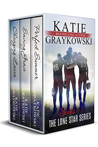 The Lone Stars Box Set Books 1-3 (English Edition)