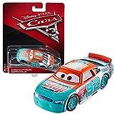 Licence enfants Thème: Disney Pixar Cars Véhicules Matériel: Die Casting (métal) Die-Cast Series 2017 dans la taille de la boîte d'allumettes Échelle: 1:55, Taille d'emballage: Longueur x Largeur x Hauteur 12,5 x 4,0 x 16,0 cm Convient aux enfants de...