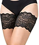 Bandelettes Original Patented Elastic Anti-Chafing Thigh Bands. Prevent Thigh...