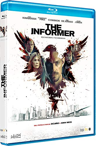 Informer, the [Blu-ray]