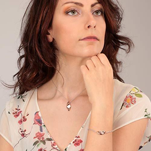 Morellato Special pack da donna composto da bracciale e collana, Collezione Foglia - SAKH47