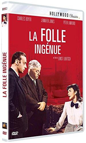 La Folle ingénue [Francia] [DVD]