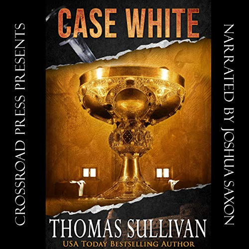 Case White Audiobook By Thomas Sullivan cover art