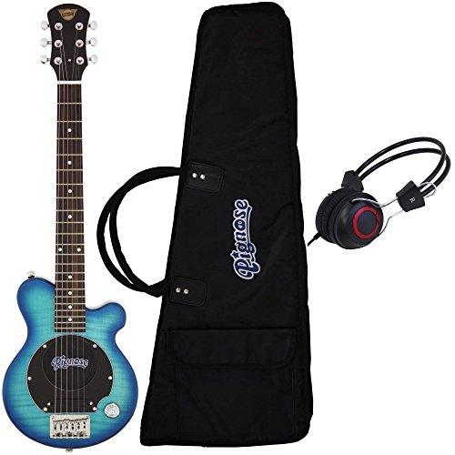 【ヘッドホン付】Pignose ピグノーズ PGG-200/FM SBL アンプ内蔵ギター