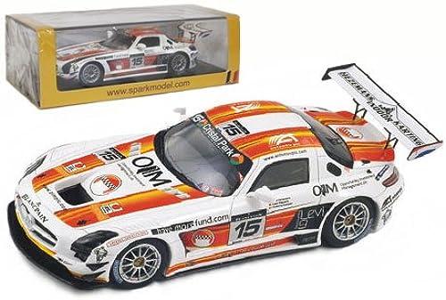 autorización oficial Mercedes-Benz SLS AMG No. 1524h Spa Spa Spa 2011  descuento de bajo precio