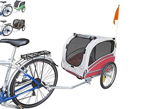 PAPILIOSHOP SNOOPY Remolque y carrito para el transporte de perro perros...