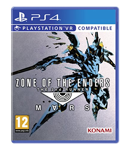 Zone of The Ender The 2Nd Runner: Mars - PlayStation 4 [Importación italiana]