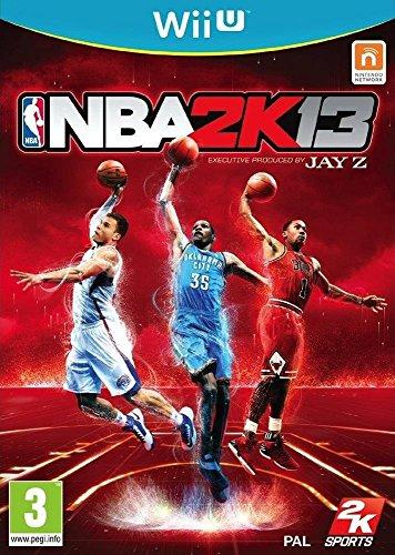 Take-Two Interactive NBA Basketball 2K13, Wii U - Juego (Wii U, Wii U, Deportes, E (para todos))
