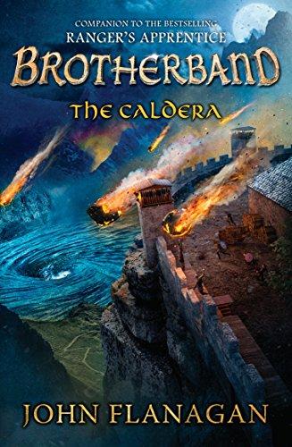 The Caldera (The Brotherband Chronicles, Band 7)