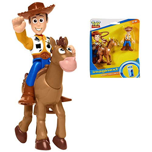Imaginext Woody and Bullseye Toy Story...