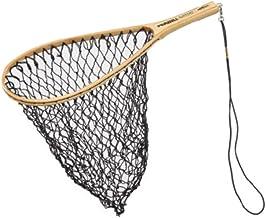 MagiDeal Fly Fishing Net Head Folding Fishing Net Freshwater for Safe Fish Catching or Releasing Bass Trout Landing Net Head
