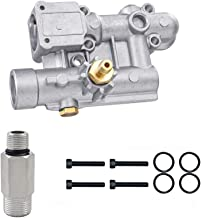 CQYD New 190574GS Manifold Kit For 16031 190627GS Craftsman Briggs Stratton Excell EXWGV1721 Pressure Washer +