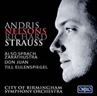 Also Sprach Zarathustra / Don Juan by City of Birmingham Symphony Orchestra