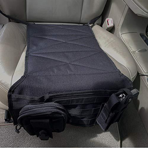 Concealed Car Seat Carry Holster Gun Mount Pistol Holder Handgun...