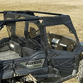 Over Armour Offroad 2016-18 Honda Pioneer 1000-5 Deluxe Soft Upper Front Doors and Middle Window
