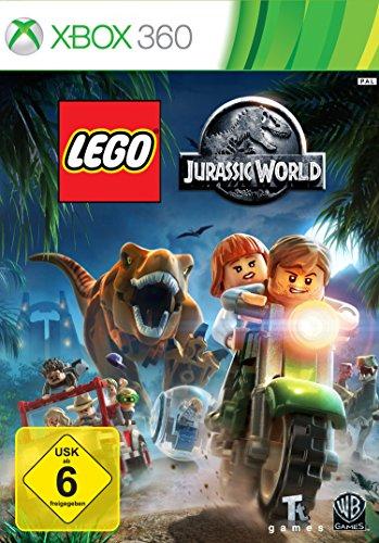 Software Pyramide XB360 Lego Jurassic World