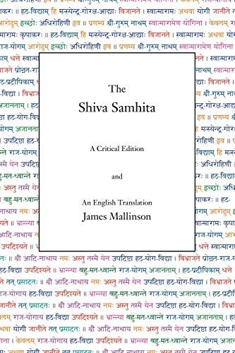 The Shiva Samhita: A Critical Edition and An English Translation