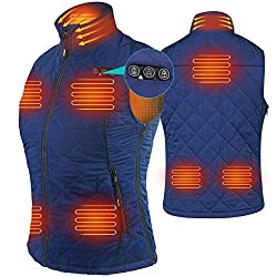 Best Heated Vest for Hunting of 2020-Reviews