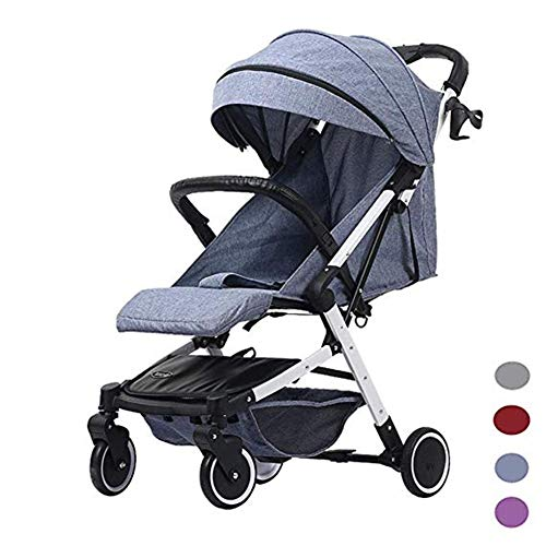 Great Features Of Goquik Baby Stroller, Folding Stroller Lightweight Baby Wagon Stroller System, 0-3 Years Old, 52x75x100cm (Color : 1)