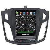 DMNSD 9.7 Pulgadas Android Coche Radio Bluetooth Car Radio FM Radio GPS Navegación Coche Multimedia Player con Pantalla Táctil De 1080p HD WiFi Network Sharing View View Cámara para Fox