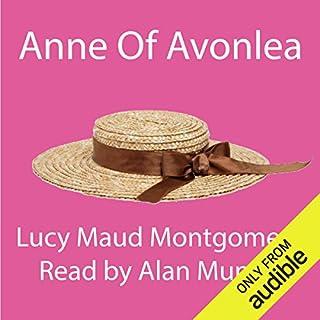 Anne of Avonlea audiobook cover art