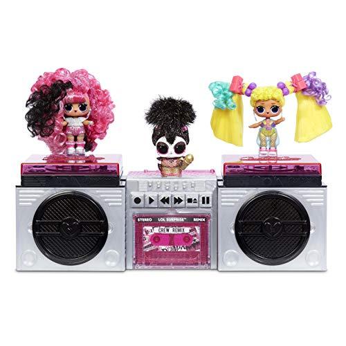 L.O.L. Surprise! Remix Pets - 9 Surprises with Real Hair & Surprise Song Lyrics