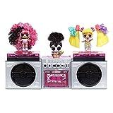 LOL Surprise Remix Animaux de Compagnie - A Collectionner- 9 Surprises avec Vrais Cheveux, Accessories & Paroles de Chanson Surprise