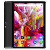 Tablet 10 Pulgadas ANTEMPER,5G WiFi HD Pantalla Táctil Tablet,Cuatro Nucleos Android 8.1,16GB ROM/128GB Expandir,6000 mAh Batería, IPS HD 1280 x 800,Doble Cámara, WiFi, Bluetooth, GPS(Negro)