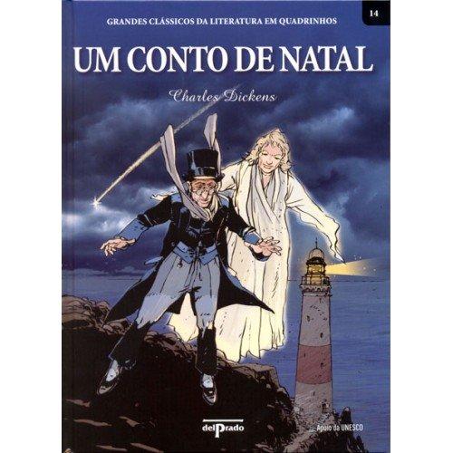 Grandes Clássicos em Quadrinhos - Um conto de Natal