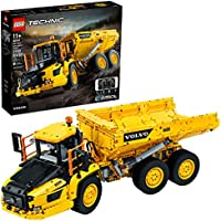 LEGO Technic 6x6 Volvo Articulated Hauler 42114 Building Kit (2193 Pieces, New 2020)