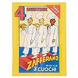3 Cuochi Zafferano con Ricettario, 4 x 0,15g