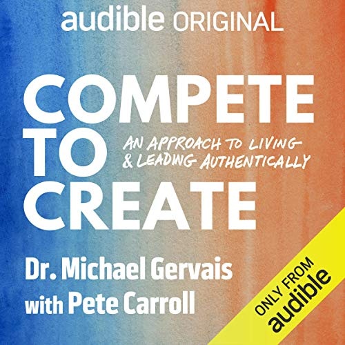 Compete to Create  By  cover art