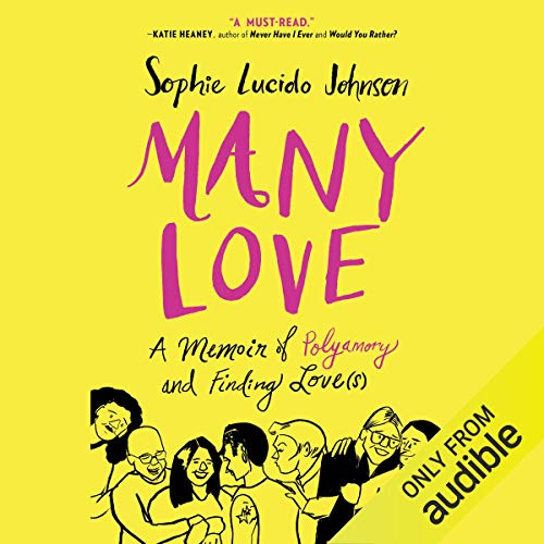 Many Love Audiobook By Sophie Lucido Johnson cover art