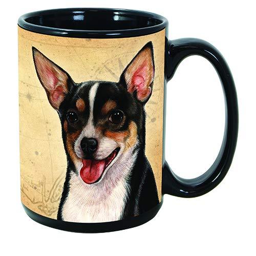 My Faithful Friend Mugs (Chihuahua, Short Hair Tri)